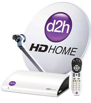 HD RF Set Top Box